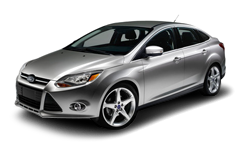 Ford Focus III седан 1.6(125)