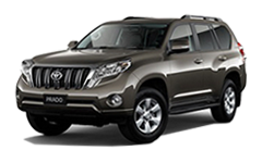 Toyota Land Cruiser Prado 150 рестайлинг 3.0 TD