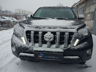 Чип тюнинг Toyota Land Cruiser Prado 150 рестайлинг